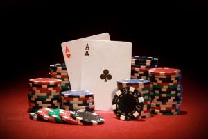 . Классная картинка на тему покера